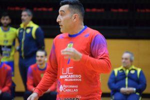 Fran Rodríguez renueva por una temporada